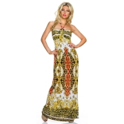 Poletna belo-rdeča oblekica Perzija